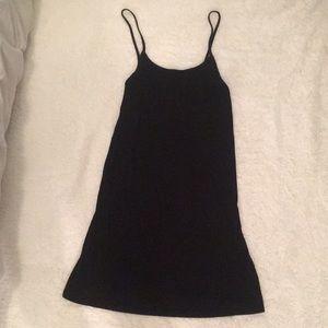 Black H&M Spaghetti Strap dress-Worn Once!